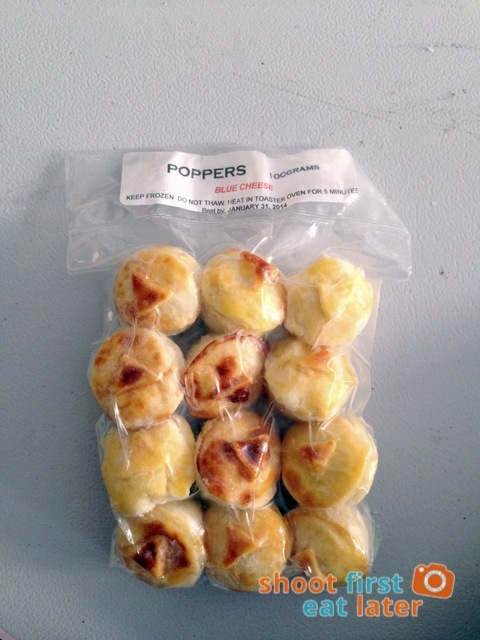 Baked by Anita-Blue Cheese Poppers