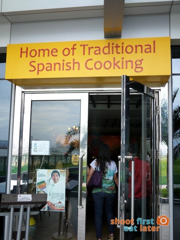Alba Restaurante Español-001