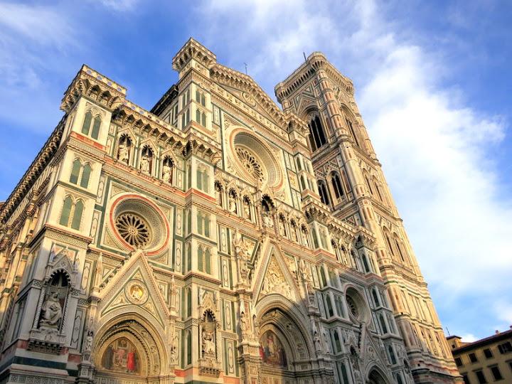 Basilica di Santa Maria del Fiore or The Duomo