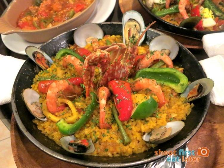 Mario's Baguio - Paella Valenciana