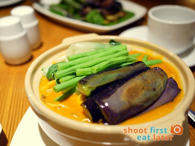 Sun Coral Cafe Hamilo Coast- Kare Kare (oxtail peanut stew)