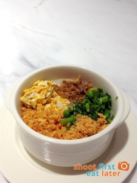 PAL's new Mabuhay Lounge at Naia Terminal 2 - arroz caldo-003