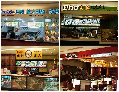 Taipei 101 fast food -29