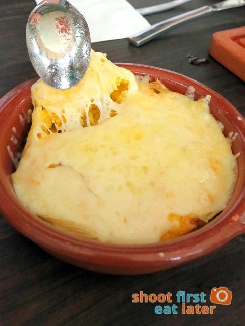 Gaucho Cocina Y Vinos Argentinos- humitas corn cake P180