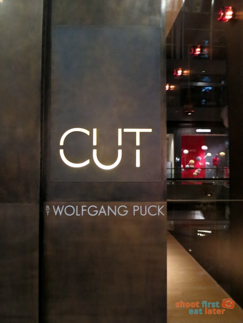 Cut by Wolgang Puck