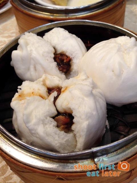 Chuk Yuen Seafood Restaurant- barbecue pork bun HK$17