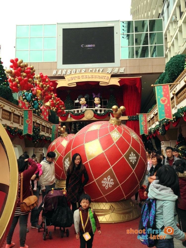 Harbour City Disney Christmas 2014-001