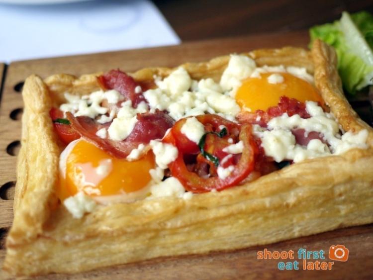 Harina Artisan Bakery Cafe - Breakfast Tart