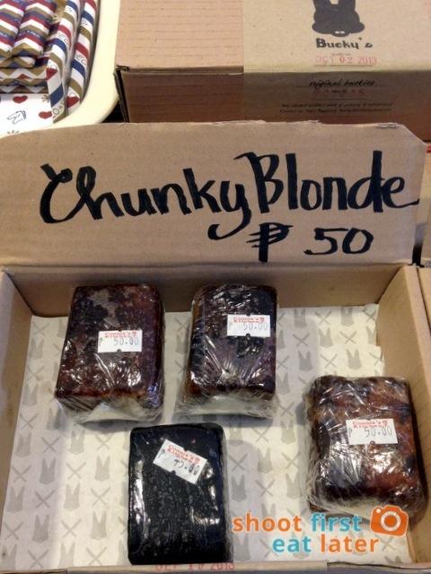 Connie's Kitchen Deli - Bucky's chunky blonde P50