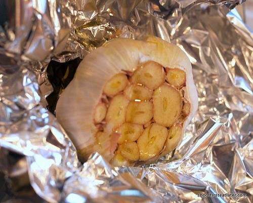 warm sourdough bread salad w: chicken-5