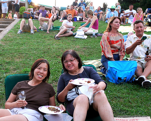 Crowded House at Wolf Trap-8