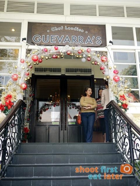 Chef Laudico Guevarra's-001