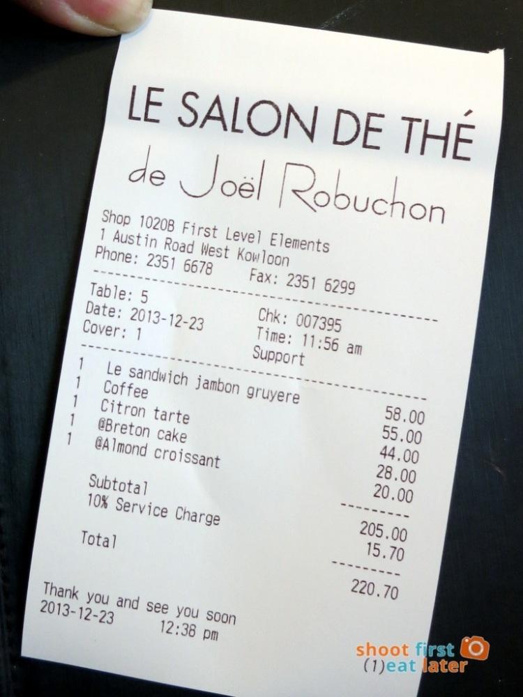 Le Salon de Thé de Joel Robuchon (Elements HK)-025