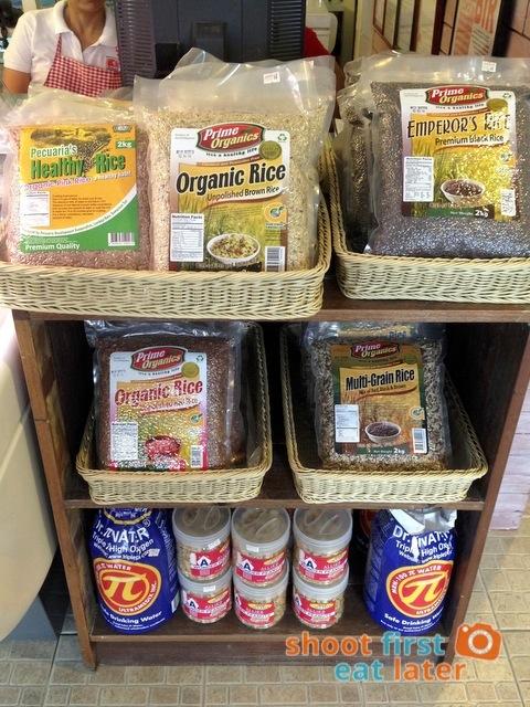 Connie's Kitchen Deli - organic rice