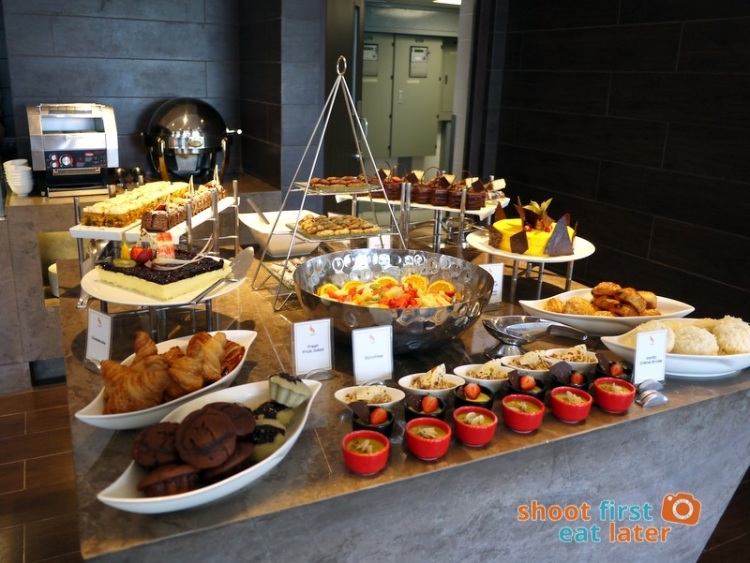 Marco Polo Hotel Ortigas Cucina Restuarant Buffet- dessert station