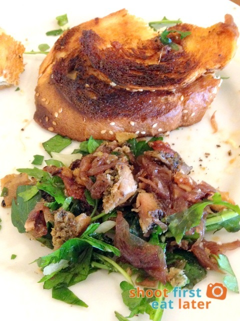 Green Pastures Shangri-La East Wing -Porchetta sandwich P385-002