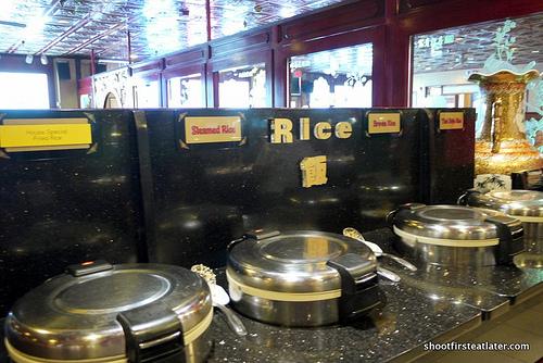 rice seletction