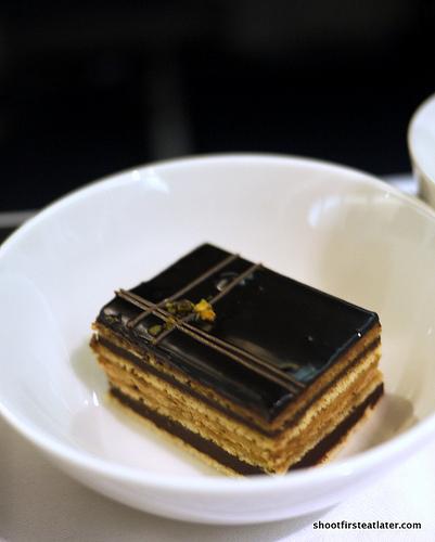 Bizu's opera cake