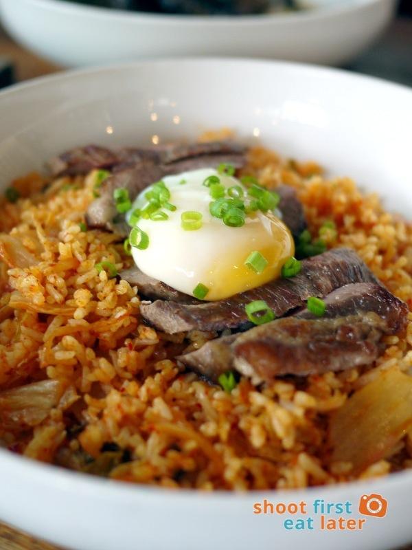 Wildflour Cafe + Bakery (Fort Bonifacio)- Steak and Egg P495