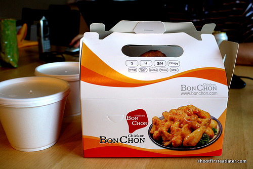 Bonchon Chicken-1