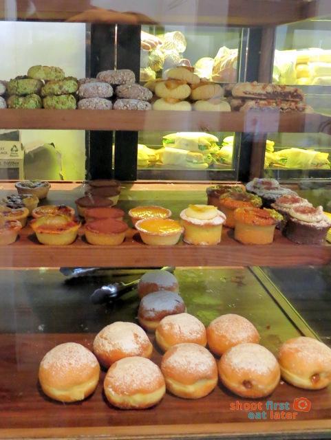 D.O.C. Espresso- Italian pastries