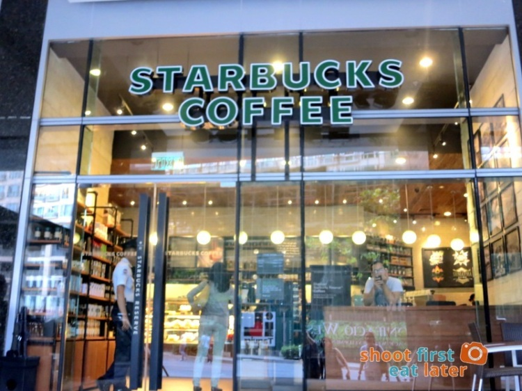 Starbucks Reserve Manila