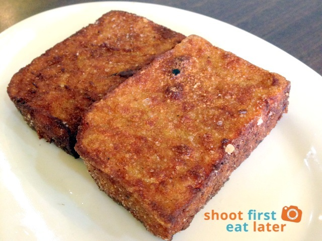 Shifu Master's Kitchen- radish cake P55