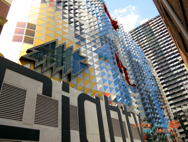 RMIT Building 80 - College of Business