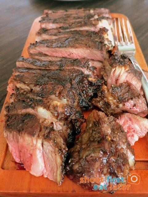 Gaucho Cocina Y Vinos Argentinos- US beef rib eye 1.5kg P5200-002