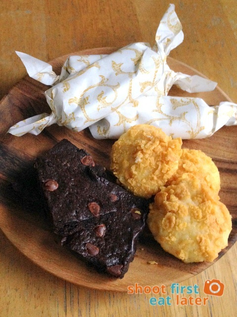 The Beehive Pastries- food for the gods, brownies, cornflakes cookies