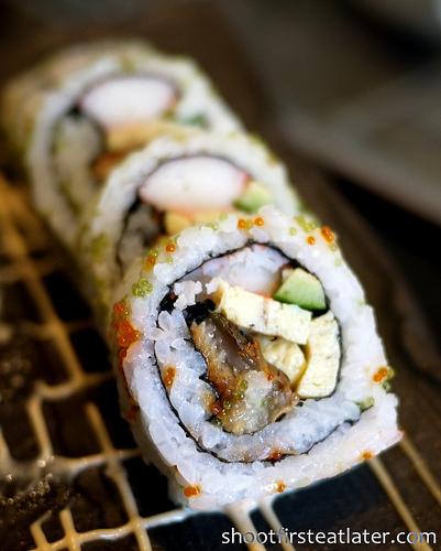 sushi @ Senju-1