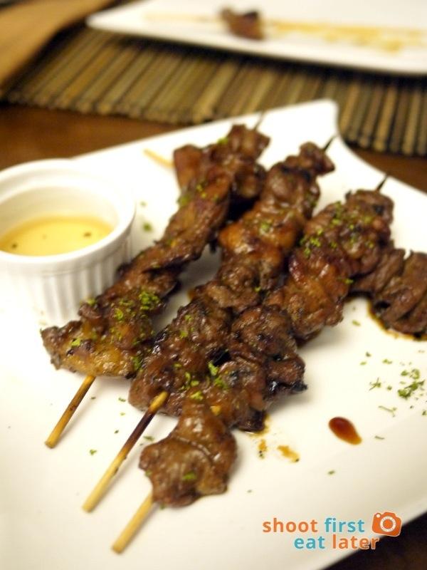 Antojos Restaurante- Antojos Pork Barbecue (5 pcs.)