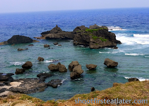 Batanes- Imnajbu Rocky Terrain
