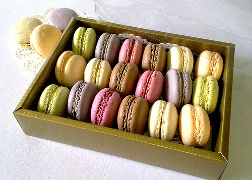 Gourmet Finds Macarons