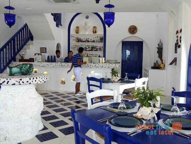 Balesin Island Club - Mykonos Village's Taverna Thanassis restaurant-004