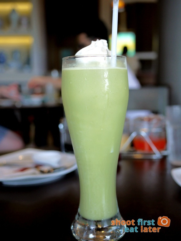 Wee Nam Kee - Green Tea Vanilla Freeze P130