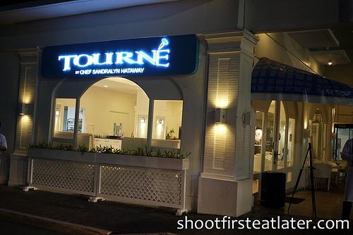 Tourne by Chef Sandralyn Hataway