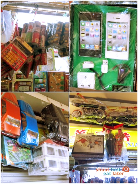 joss paper cars, iphone, tv