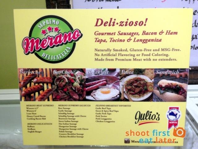 Connie's Kitchen Deli - Merano Supremo Delicatezza