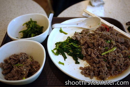 Venetian Macau Fast Food - Korean bulgogi-5