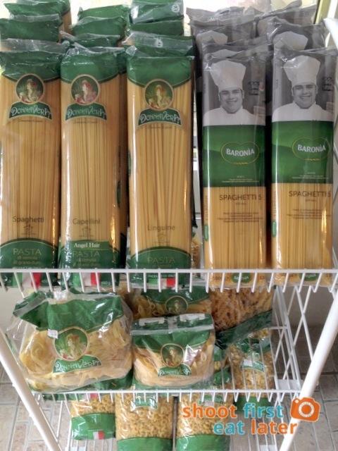 Connie's Kitchen Deli - Baronia pasta