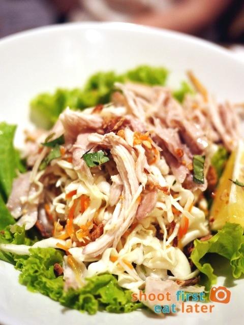 chicken salad P245