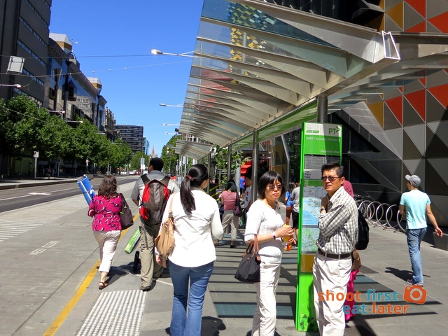 Melbourne tram-001