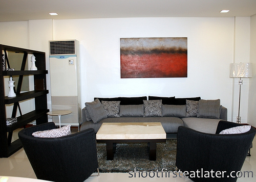 Greenview Residences - living room