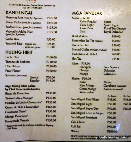Bagoong Club menu-3
