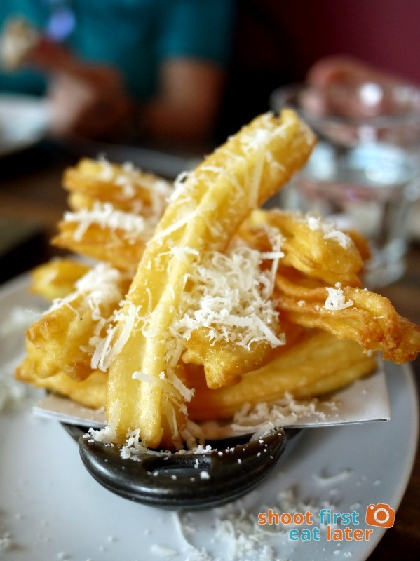 Wildflour Cafe + Bakery (Fort Bonifacio)- Parmesan Churros P210