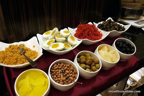 breakfast at Hsuan Mei Hotel-9