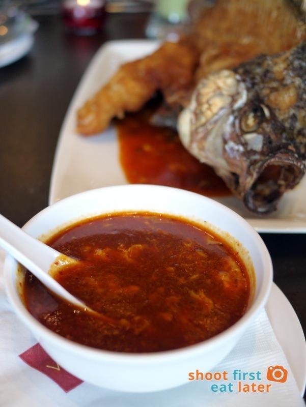 Wee Nam Kee - Chili Crab Sauce