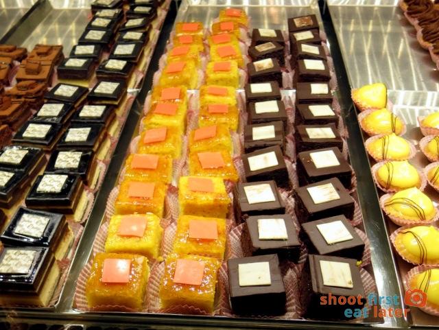 torta d arancia from Brunetti