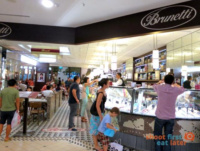 Brunetti at Tanglin Mall